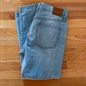 J.crew Point Sur Denim Jeans